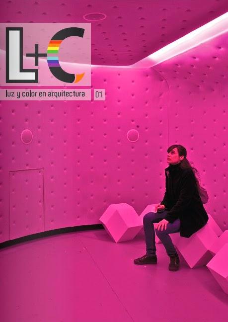 Revista profesional de luz y color en arquitectura interior y exterior