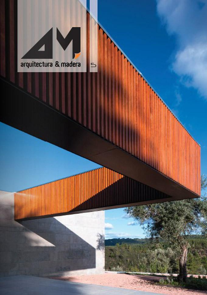 Gabinete de comunicaci n de la editorial esinal ediciones for Arquitectura de madera
