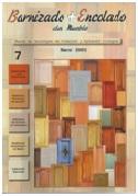 Revista de barnizado y encolado para el mueble