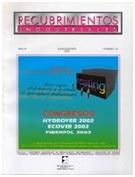 Revista de recubrimientos industriales